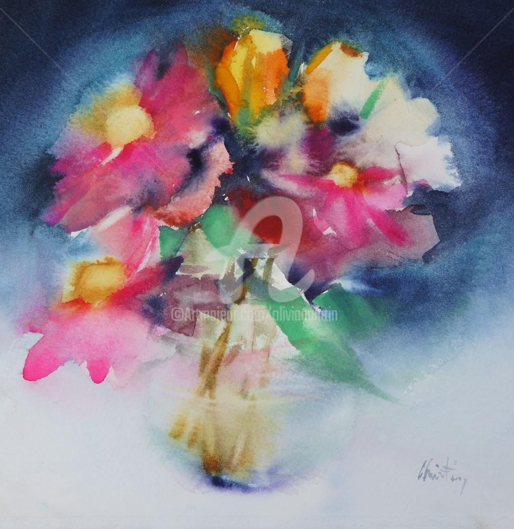 Olivia Quintin - Crépusule-pour-le-rose