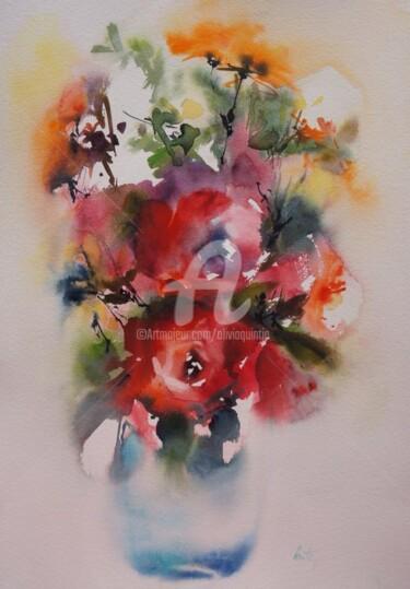 Roses et porcelaine